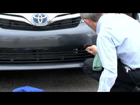 2012-2014 Toyota Camry – Chrome Grille Overlay Kit Preview