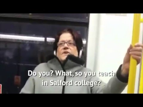 White British Racism Compilation 5
