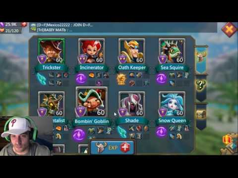 Lords Mobile: Free To Play Heroes