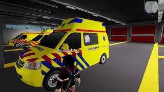 Roblox Ambulance Story Episode 12 Man Drowned In Pool