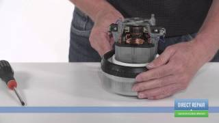 Changer les charbons moteur dans un aspirateur