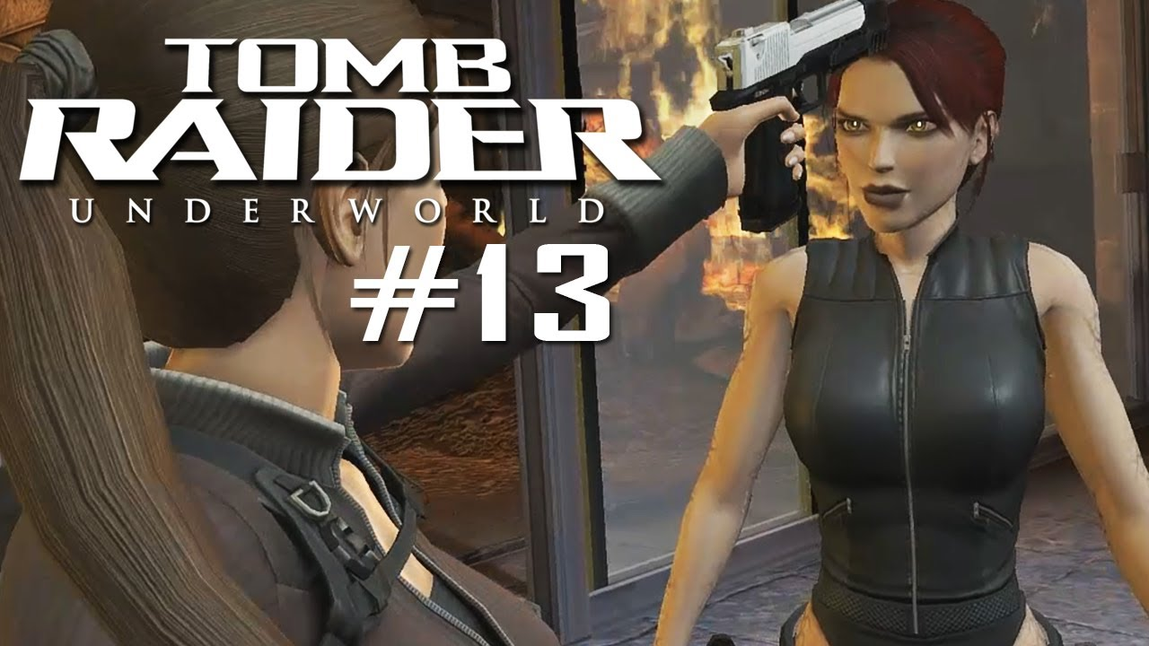 let 39 s play tomb raider underworld part 13 doppelte lara youtube. Black Bedroom Furniture Sets. Home Design Ideas