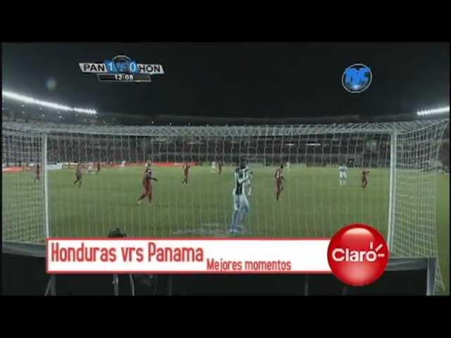 Honduras vrs Panama 2 ataque de la H Videos De Viajes