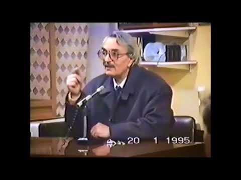 Ercüment Özkan'dan Fethullah Gülen ve Said Nursi'ye Tenkitler...