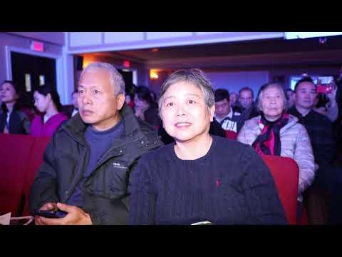 Guangxi huanjiang maonan culture appeared in New York