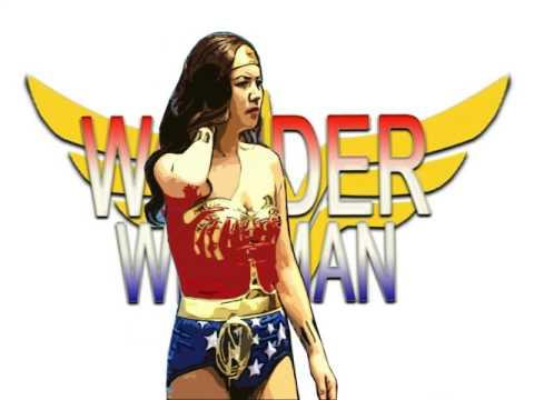 Wonder Woman VS Mind Stealers 1