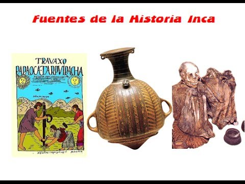 fuentes de la historia inca youtube. Black Bedroom Furniture Sets. Home Design Ideas