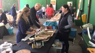 Plassey Farmers Market - Wrexham, North Wales - April 2015 (French Flavour)