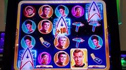 NICE BONUS WIN! Star Trek: The Final Frontier Slot Machine