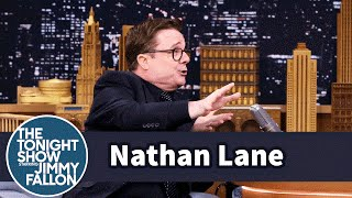 Nathan Lane Shares Strong Opinions About the Oscars and Election