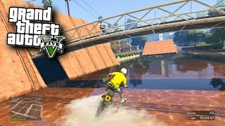 GTA 5 Funny Moments #480 with Vikkstar