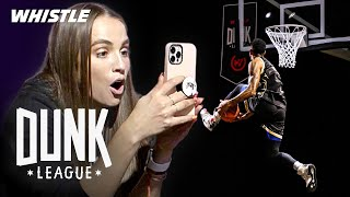 Top 10 Dunkers $50,000 DUNK CONTEST 🔥 | Dunk League 3