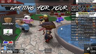Roblox Live Stream! What It Do!