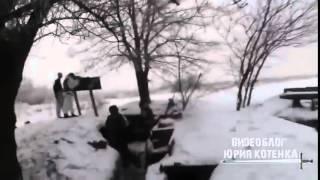 War in Ukraine Война на Донбассе Снайперы на войне