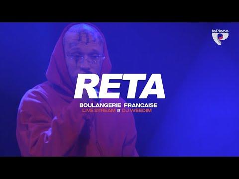 Youtube: Reta –«Je Vous Aime»,«Gucci Mane»,«Ma Life», … | Live @ La Place