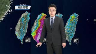 農業氣象1080823