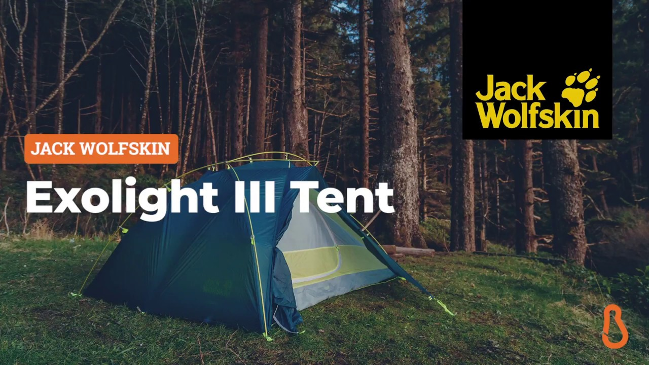 Shi Shi Beach Trip in Olympic National Park: Featuring Jack Wolfskin Exolight III Tent