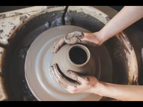 Satisfying POTTERY Compilation #7 | ASMR Pottery