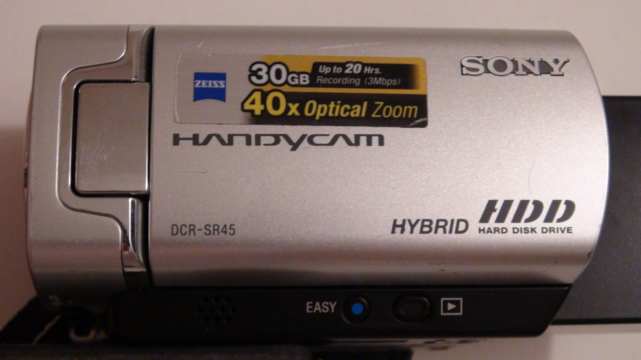 SONY HANDYCAM DCR-SR45 DRIVERS FOR WINDOWS DOWNLOAD