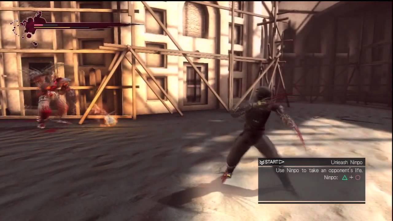 Ninja Gaiden 3 A Duel With Fiend Genshin By Mrshadowsax
