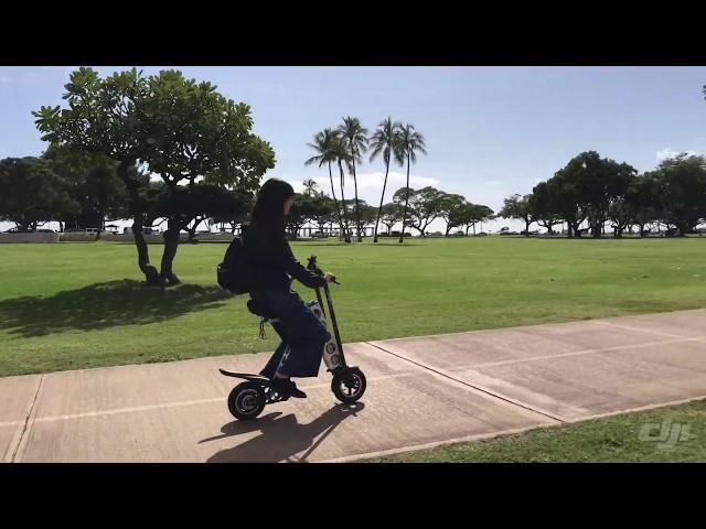 URB-E Hawaii Kakaako & Magic Island Ride 2/8/2020