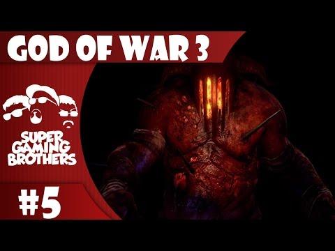 SGB Play: God Of War III - Part 5 | I Think He Hades Kratos