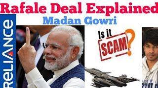 Rafale Deal Explained | Tamil | Madan Gowri | MG