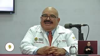 Actualización de la Secretaria de Salud de Veracruz 10 de agosto de 2020