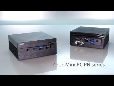 ASUS Mini PC PN series - Easy modification, maximum possibilities