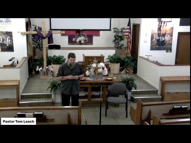 38 - Bible Reading Wednesday