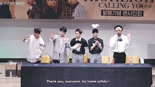 [eng Sub] Highlight   The Happiest Week Of June (calling You Promotions Week Behind)