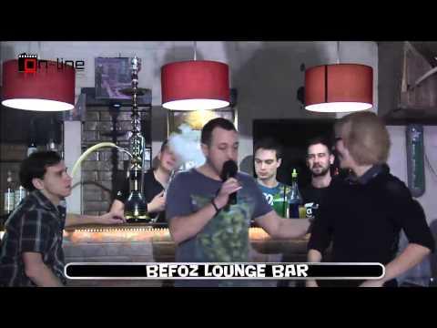 Alcohol 18+ BEFOZ LOUNGE BAR Samara