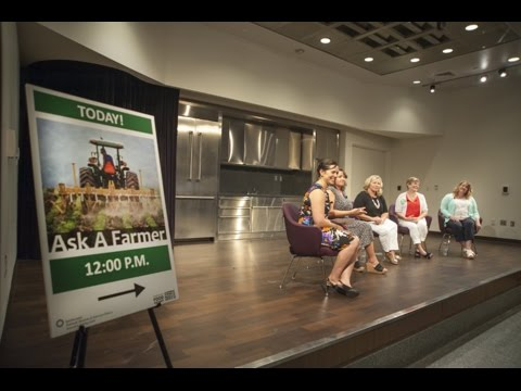 Ask a Farmer: Women in Agriculture