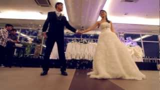 beautiful in white (a same day edit wedding video for stephen and melody)