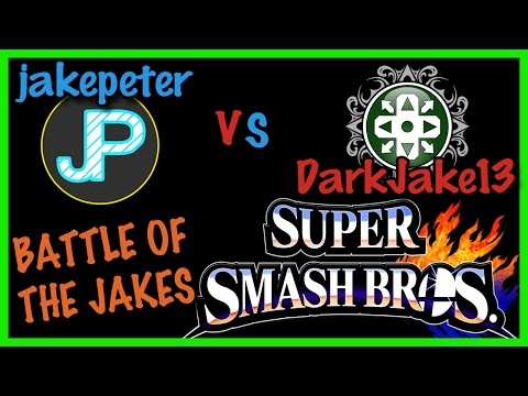 Super Smash Bros for Wii U - Come Battle the Jakes!