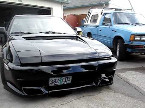 Honda Prelude 89 After Mods And Paint Youtube