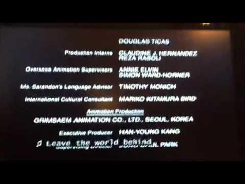 Rugrats in Paris End Credits