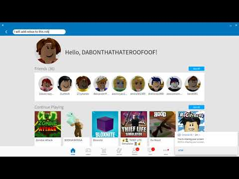 Roblox Account Giveaway 2019