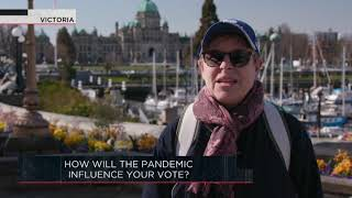 Will the pandemic influence your vote? | OUTBURST