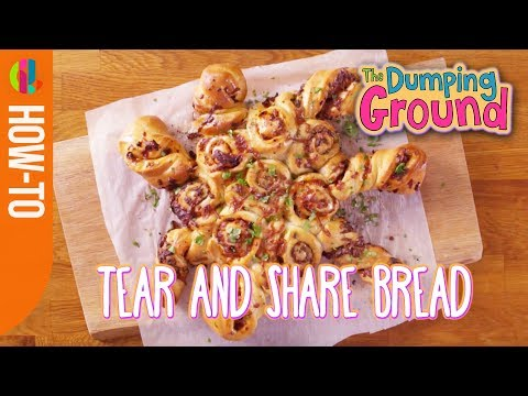 How to Make the Dumping Ground's Tear and Share Bread | CBBC