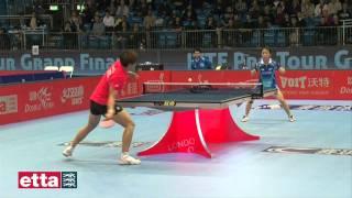 Guo Yan CHN v Park Mi Young KOR - ITTF Pro Tour Grand Finals