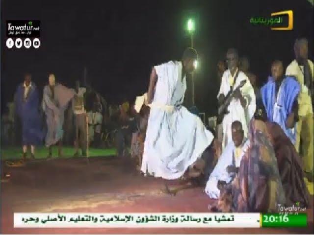 أول فرقة موسيقية للمكفوفين في موريتانيا - قناة المويتانية