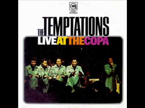 Temptations- I Could Never Love Another (Live 1969)