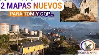 2 Mapas Nuevos.  Provence y Lofoten Islands Impresiones de lo que se ha visto Battlefield V