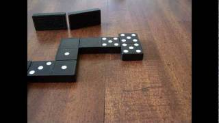 How To Play Double Six Dominos.avi