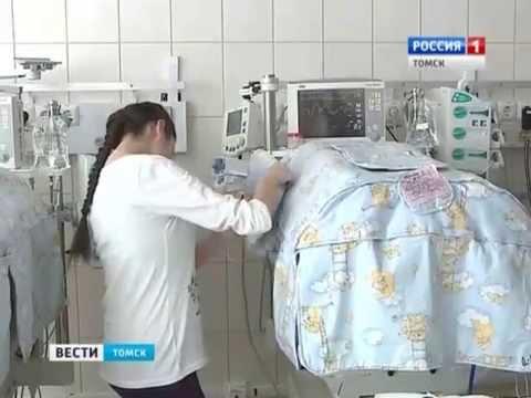 В Томске якутянка Нарыйа Платонова родила четверняшек