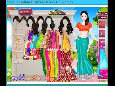 Indian fashion designer dress up games