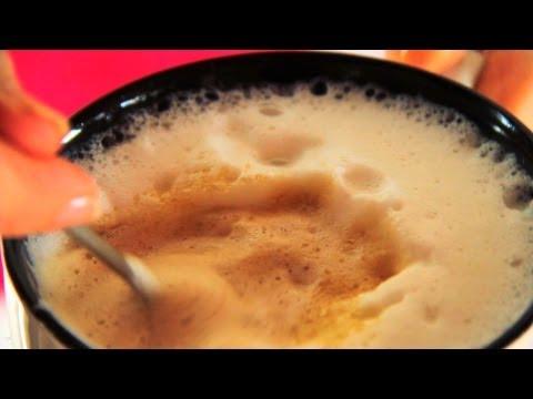 How to make a Caffe Latte
