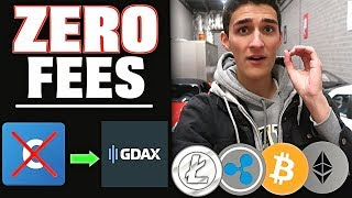 How To Buy Cryptocurrency With ZERO Fees! Don
