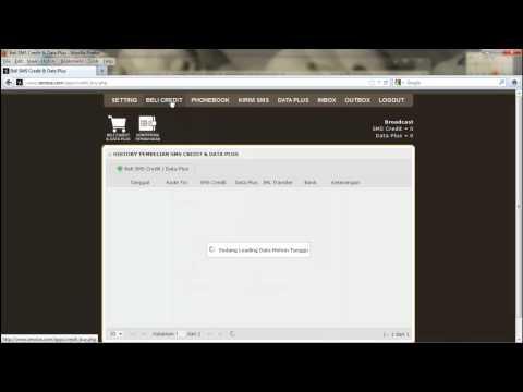 """Demo Aplikasi - Ebook """"Membangun SMS Gateway Dengan Gammu, PHP, Jquery ..."""